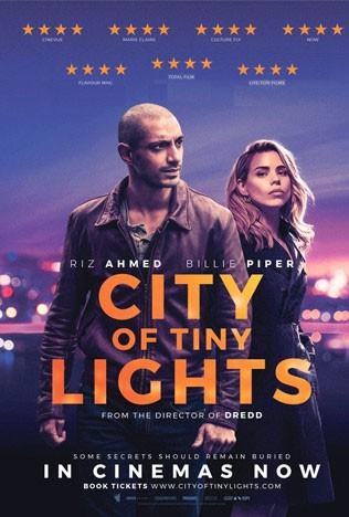 دانلود فيلم City of Tiny Lights 2016