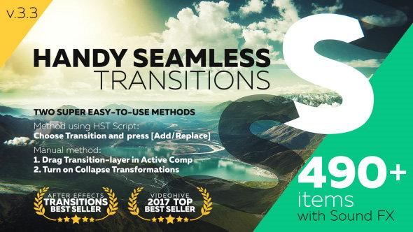 دانلود رایگان پکیج Handy Seamless Transitions