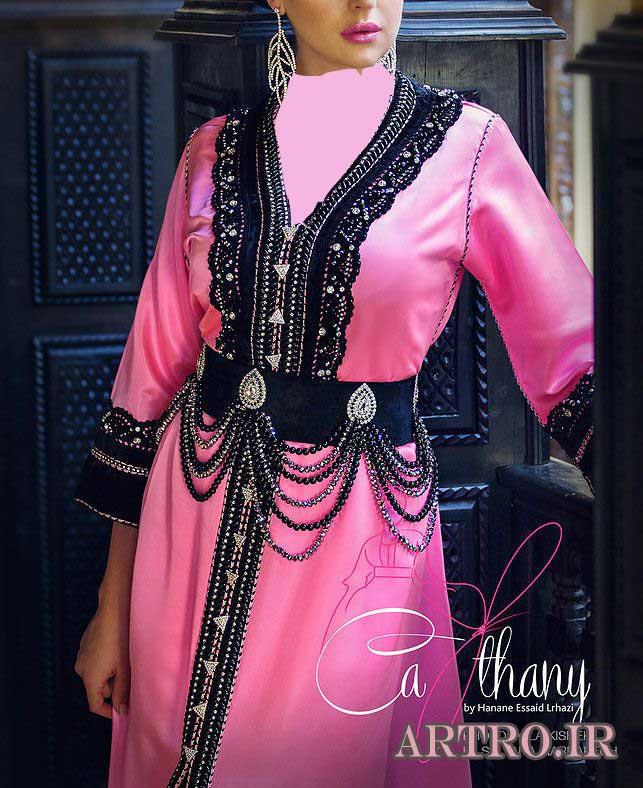 مدل لباس های مراکشی,