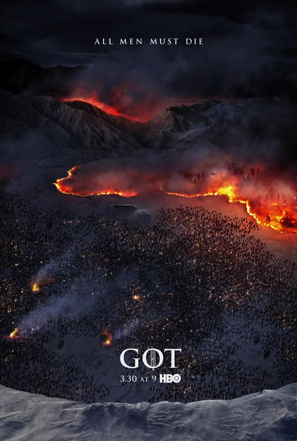 دانلود قسمت 8 فصل 5 سریال Game Of Thrones