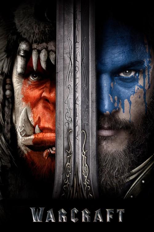 دانلود دوبله فارسی فیلم وارکرافت Warcraft 2016