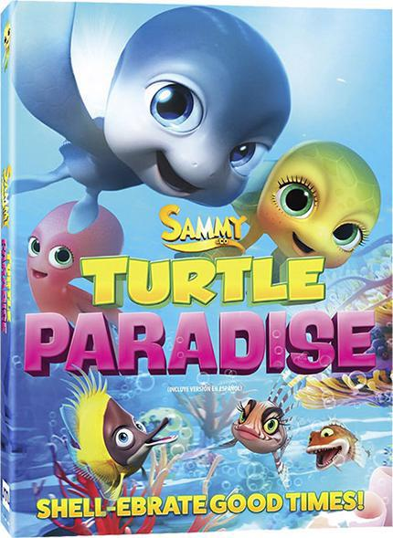 دانلود انیمیشن Sammy and Co: Turtle Paradise 2017‬‏