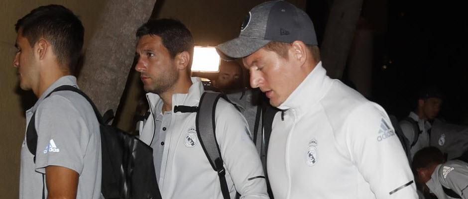 آخرین وضعیت مصدومان رئال مادرید در آستانه ال کلاسیکو