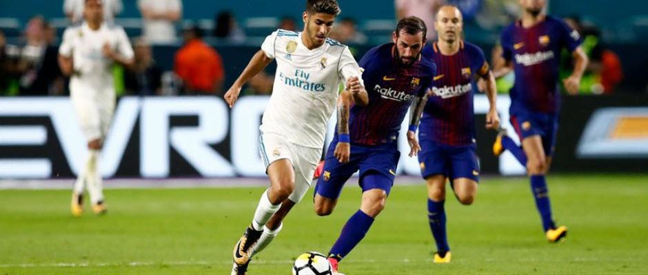 گینس کاپ؛ رئال مادرید 2-3 بارسلونا