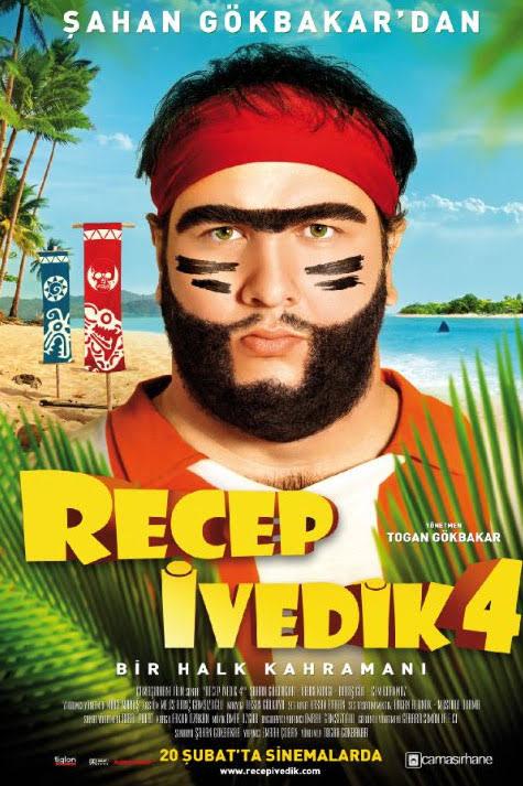 دانلود فیلم رجب Recep Ivedik 4 2014