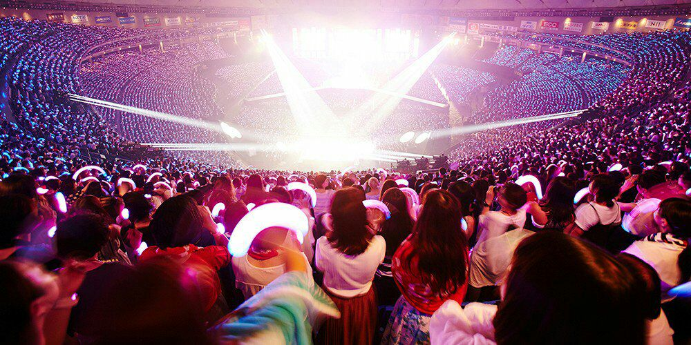 کنسرت SMTOWN در توکیو