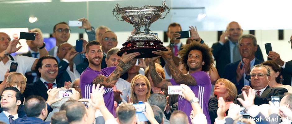 فیورنتینا، حریف رئال مادرید در جام سانتیاگو برنابئو