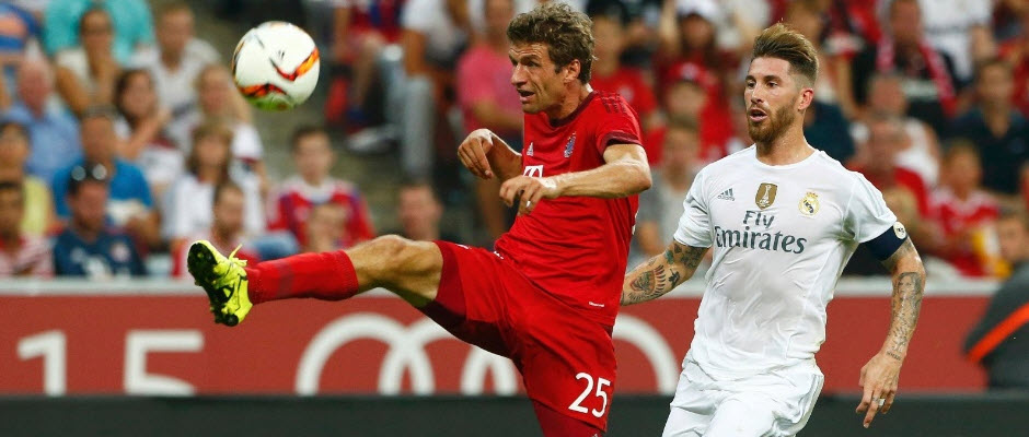 توماس مولر و تمجید ویژه از کاپیتان رئال مادرید