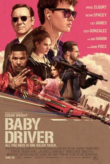 سینمایی Baby Driver 2017