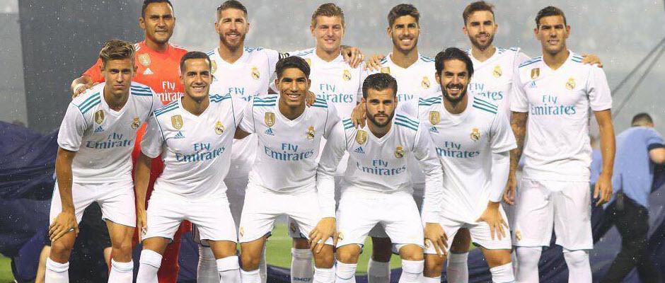 رسمی؛ ترکیب رئال مادرید مقابل ستارگان MLS