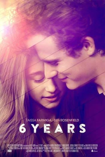 دانلود فیلم Six Years 2015