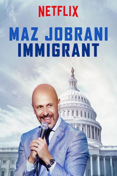 دانلود فیلم Maz Jobrani: Immigrant 2017