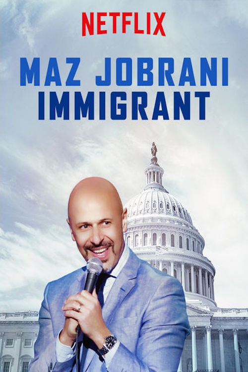سینمایی Maz Jobrani: Immigrant 2017