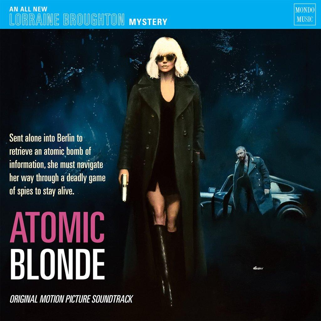 سینمایی Atomic Blonde 2017
