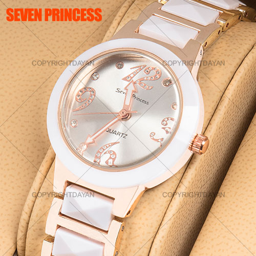 ساعت مچی Seven Princess مدل Sebeka - ساعت زنانه