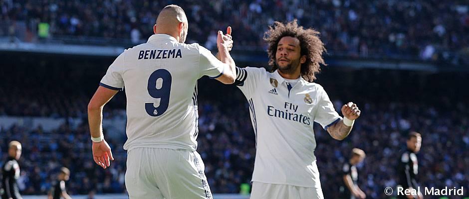 قرارداد پنج عضو رئال مادرید تمدید می شود