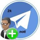 خرید 2 کا ممبر تلگرام( نوت)