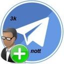 خرید 3 کا ممبر تلگرام( نوت)