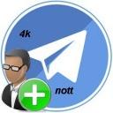 خرید 4 کا ممبر تلگرام( نوت)