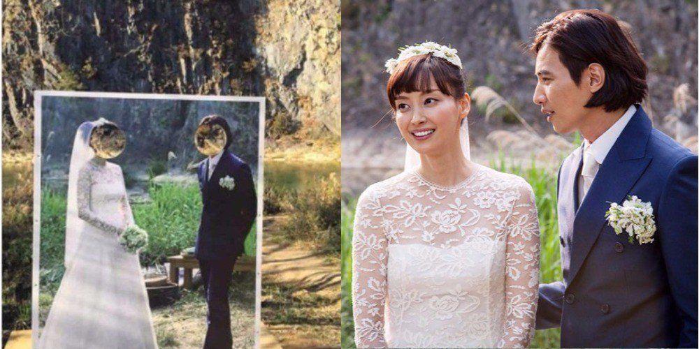 زوج مشهور کره یک مکان معمولی رو به نقطه ای داغ برای توریست ها تبدیل کردند 🎈