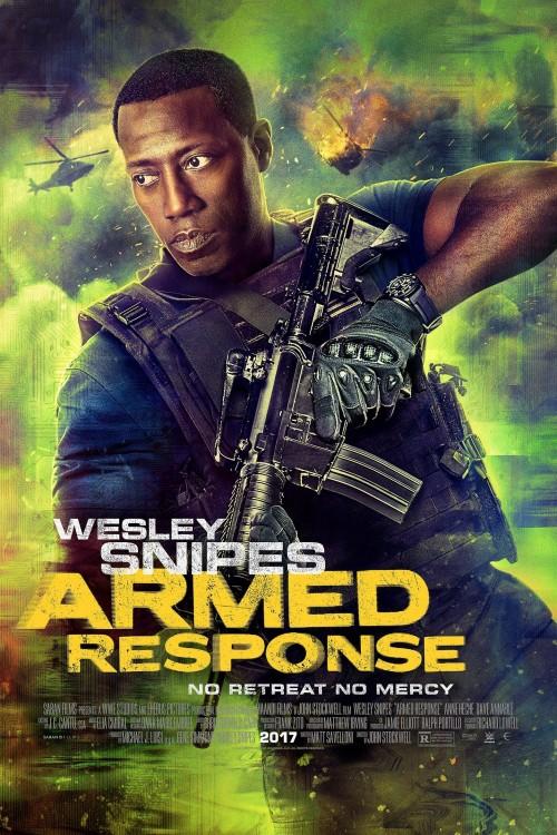 دانلود فیلم Armed Response 2017