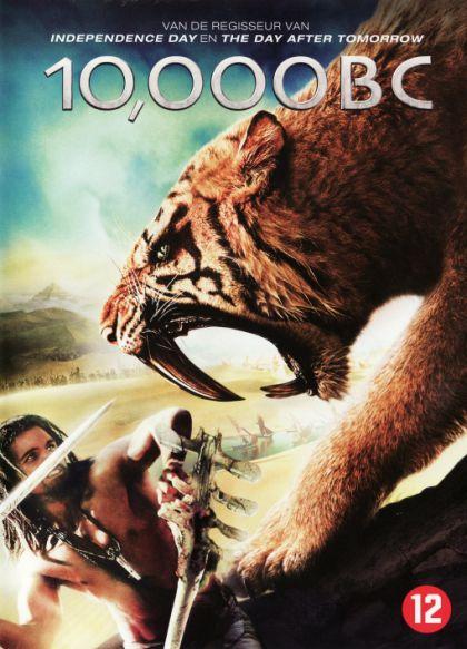 دانلود فیلم 10000 BC 2008