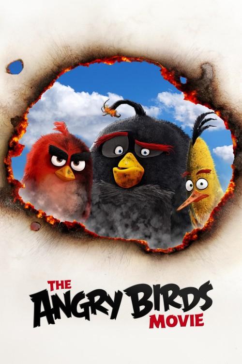 سیمنایی Angry Birds