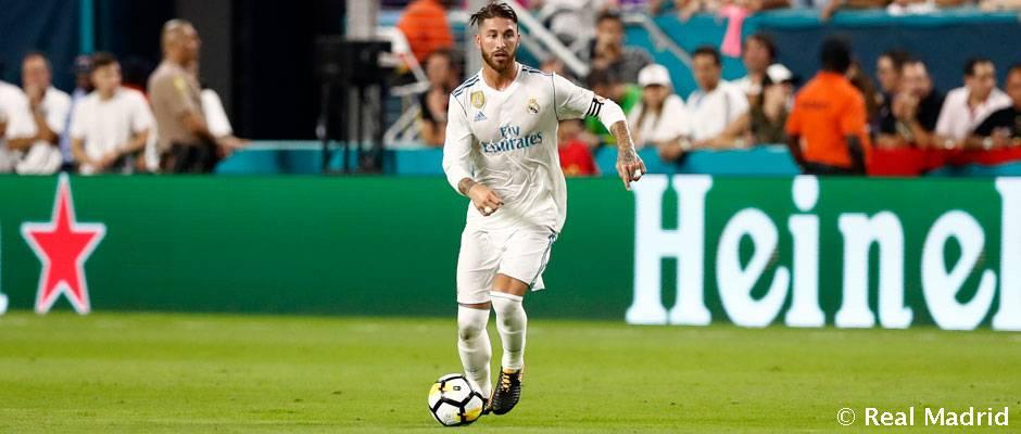 لیست رئال مادرید برای دیدار سوپرجام اروپا اعلام شد