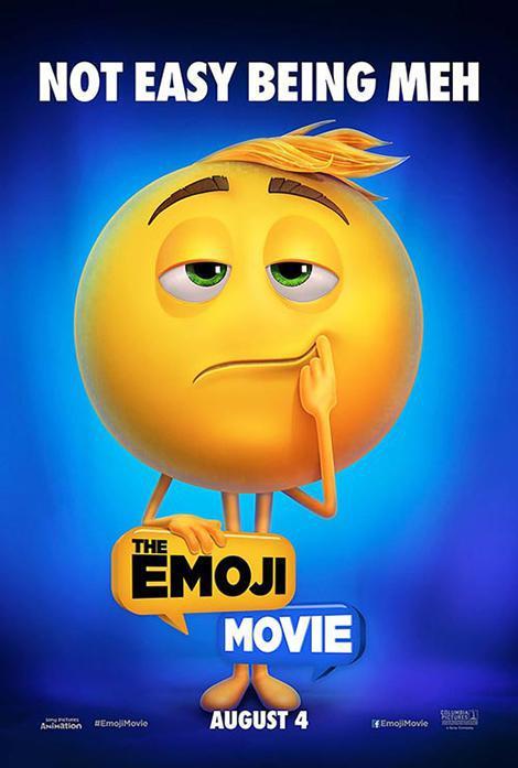 دانلود انیمیشن ایموجی (شکلک) The Emoji Movie 2017