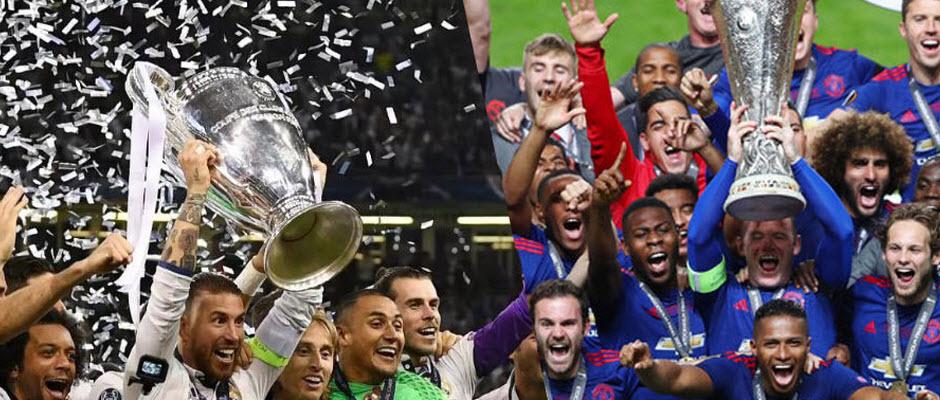 پیش بازی رئال مادرید - منچستریونایتد؛ نبرد فاتحان کاردیف و استکهلم