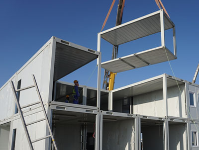 Prefabricated Building Systems And Singapore
