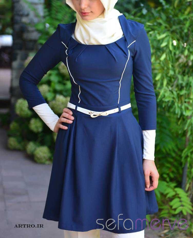 مدل مانتو دخترانه ترکیه 2017,