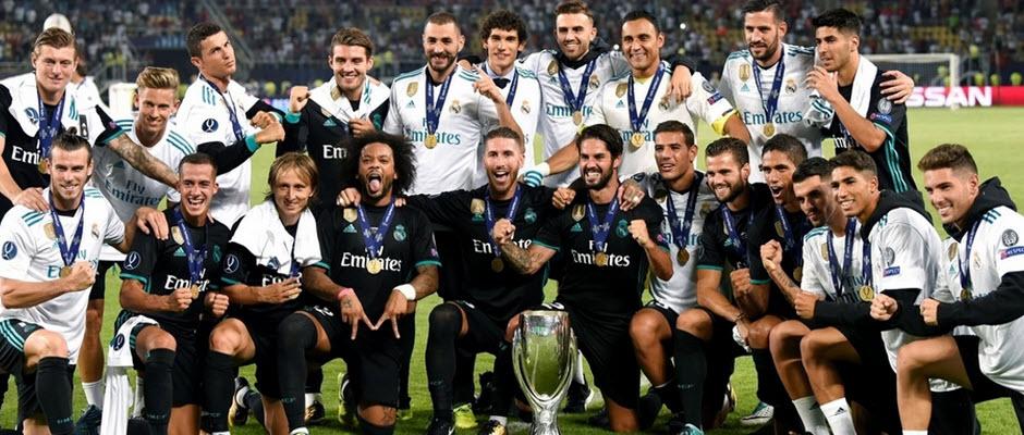 برای قهرمانی در سوپرکاپ اروپا، بارسلونا برای رئال مادرید تونل قهرمانی خواهد زد؟