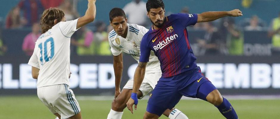 بارسلونا برای رئال مادرید تونل افتخار نخواهد زد
