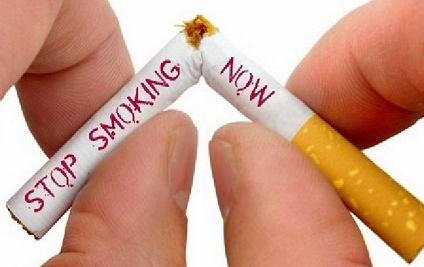 ترک سیگار...