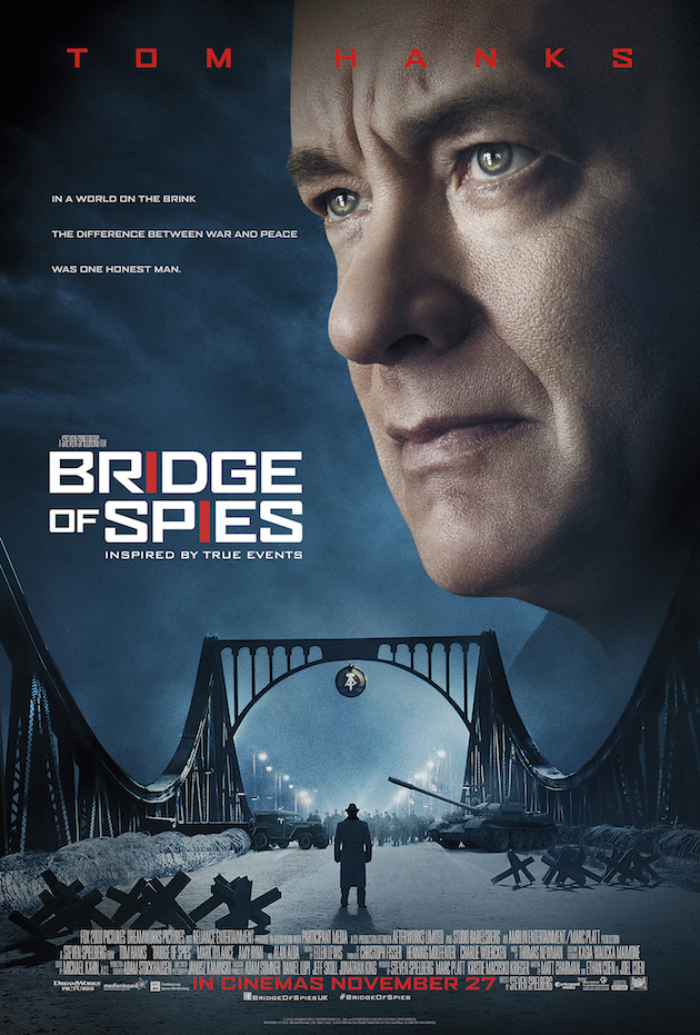 سینمایی Bridge of spies 2015