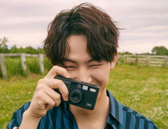 نگرانی JB درباره لبخندش