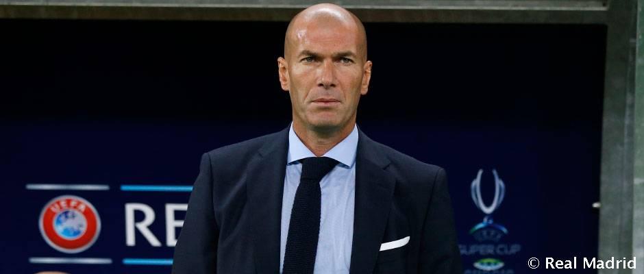 زیدان، تنها سرمربی رئال مادرید که دو بار فاتح سوپر جام اروپا شده است
