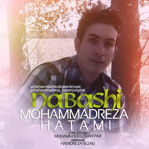 آهنگ جدید محمدرضا حاتمی بنام نباشی