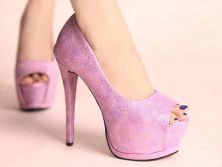 مدل کفش پاشنه دار مجلسی شیک دخترانه سری2