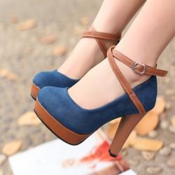 مدل کفش پاشنه دار مجلسی شیک دخترانه سری8
