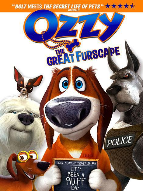 دانلود انیمیشن آزی: فرار بزرگ Ozzy: The Great Furscape 2016