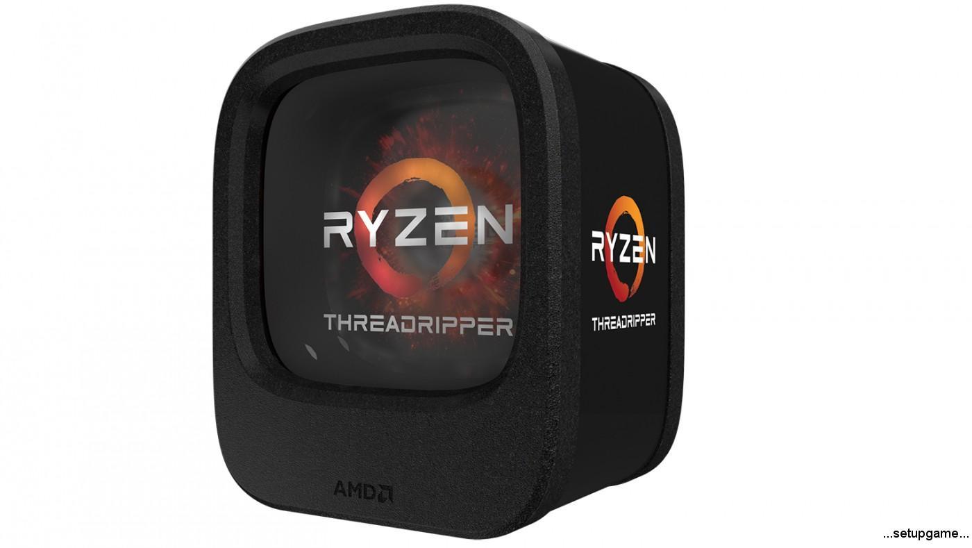 پردازنده AMD Threadripper 1950X با یک رکورد اورکلاک دیگر