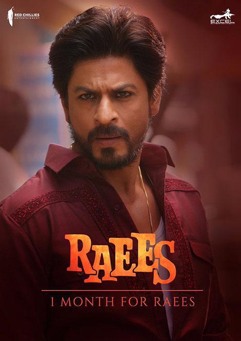فیلم هندی رئیس Raees 2017