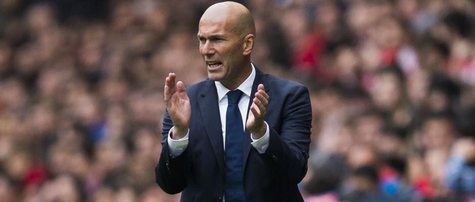 زیدان تمدید قراردادش با رئال مادرید تا سال 2020 را تایید کرد