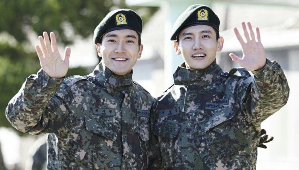 پایان انتظار طرفداران و بازگشت شیوون و چانگمین از خدمت سربازی