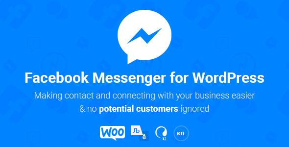 دانلود افزونه Facebook Messenger