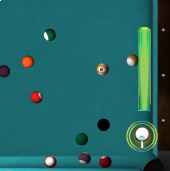 دانلود بازی بیلیارد سه بعدی اندروید Real Billiard 3D Pool Game