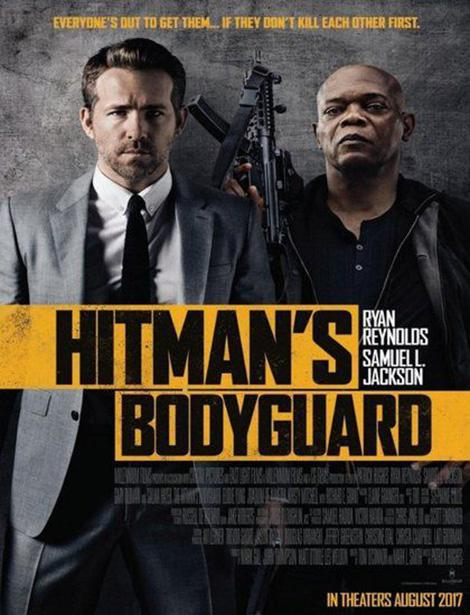 دانلود فیلم The Hitman's Bodyguard 2017