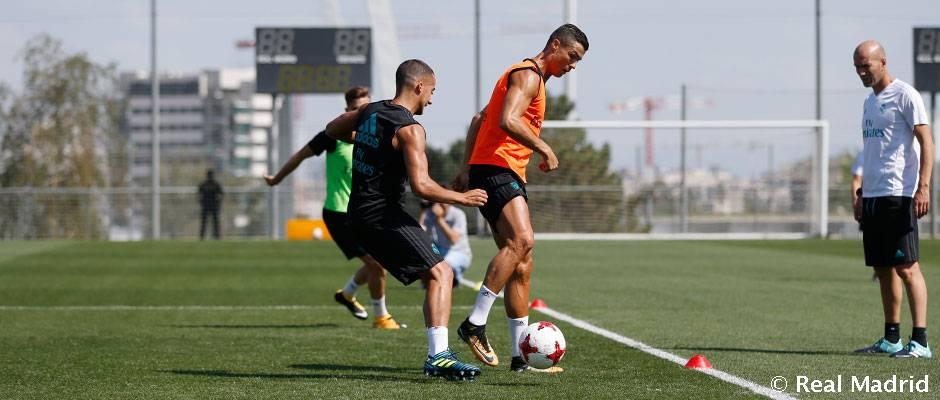 فوری: کریستیانو رونالدو 5 جلسه از همراهی رئال مادرید محروم شد